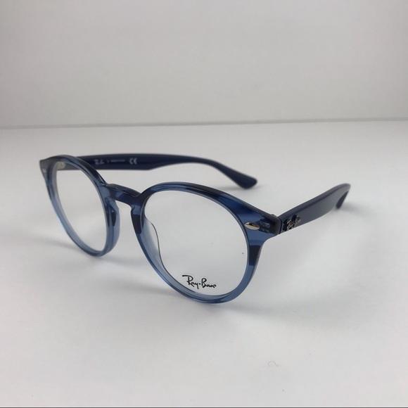 84acbd02e4 Ray-Ban Accessories | Rayban Prescription Glasses Rb2180v Blue 5572 ...